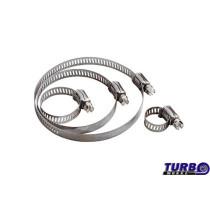 Bilincs drive clamp 76-92mm Rozsdamentes